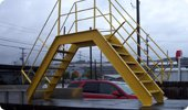 Custom Steel Fabrication Pittsburgh PA | JOBCO Manufacturing - handrails